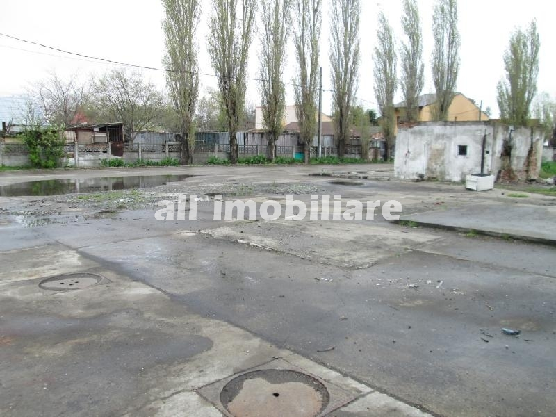 Teren de inchiriat in zona IC Bratianu din Constanta